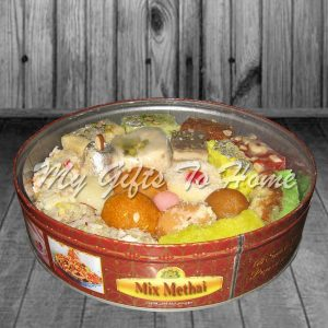 4 KG Mix Mithai