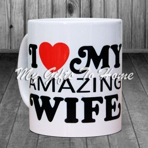 Amazing Wife Mug