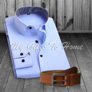 Belt and Shirt