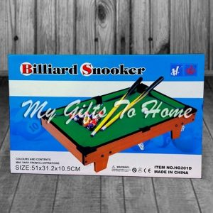 Billiard Snooker