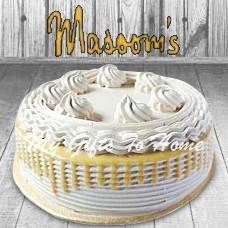 Caramel Fudge Cake From Masoom Bakery