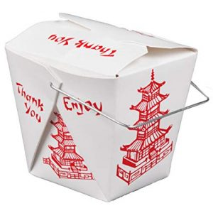 Make Your Own Chinese Food Deal