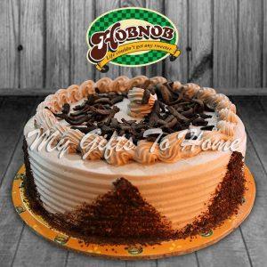 Chocolate Black Forest Cake From Hobnob