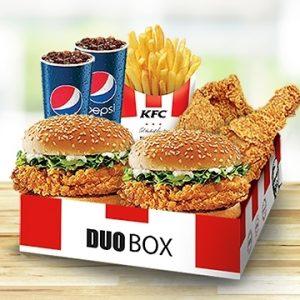 KFC Duo Box
