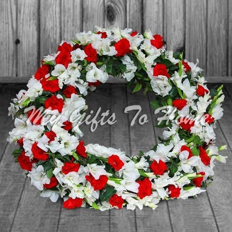 Funeral Flowers 1