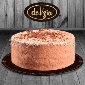 German Fudge Cake