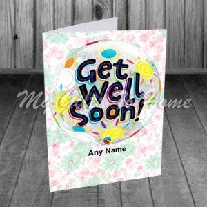 Get Well Soon Card 1