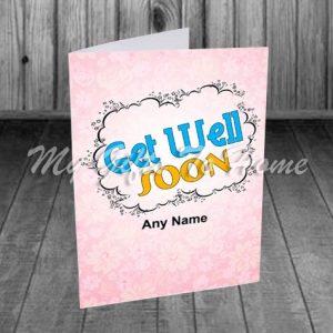 Get Well Soon Card 3