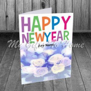 Happy New Year Card 1