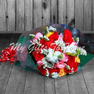 Mix Roses Bunch