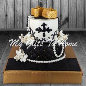 My Engagement Cake