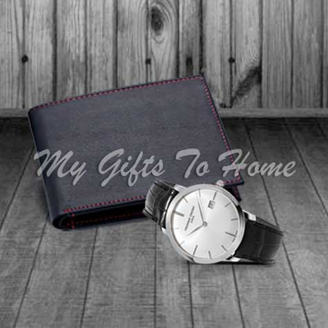 Wallet and Watch