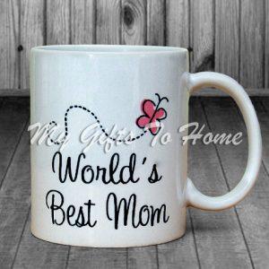 Wold's Best Mom Mug