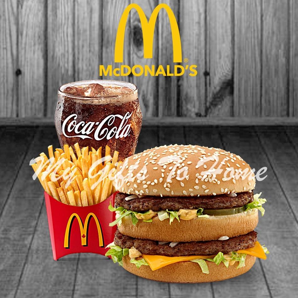 Big Mac Deal From McDonald's