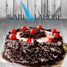 Black Forest Cake From Avari Hotel