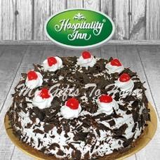 Black Forest Cake From Hospitality Inn
