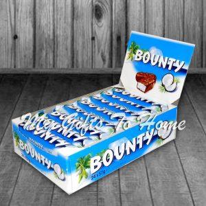 Bounty Chocolate Box