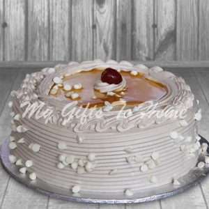 Caramel Cake From Famous Bakery