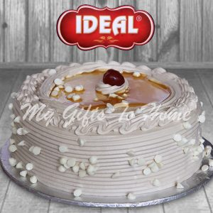 Caramel Cake From Ideal Bakery