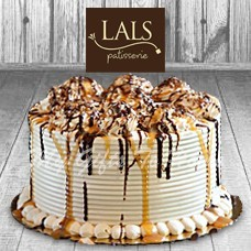 Caramel Cake From Lals