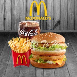 Chicken Big  Mac From McDonalds