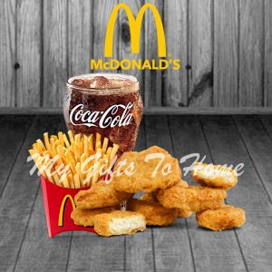 Chicken McNuggets From McDonald's