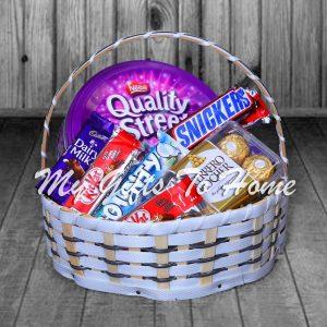Chocolate Basket