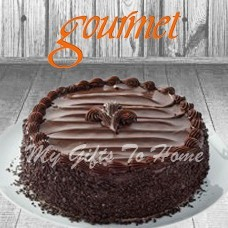 Chocolate Cake From Gourmet bakery