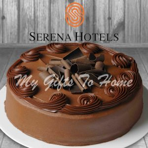 Chocolate Cake From Sarena Hotel