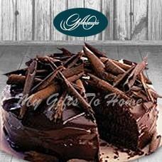 Chocolate Chip Cake  From Gelato Affair