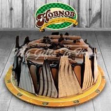 Chocolate Chip Cake From Hobnob