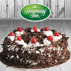 Chocolate Chip Cake From Hospitality Inn