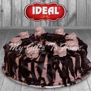Chocolate Chip Cake From Ideal Bakery
