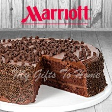 Chocolate Chip Cake From Marriott