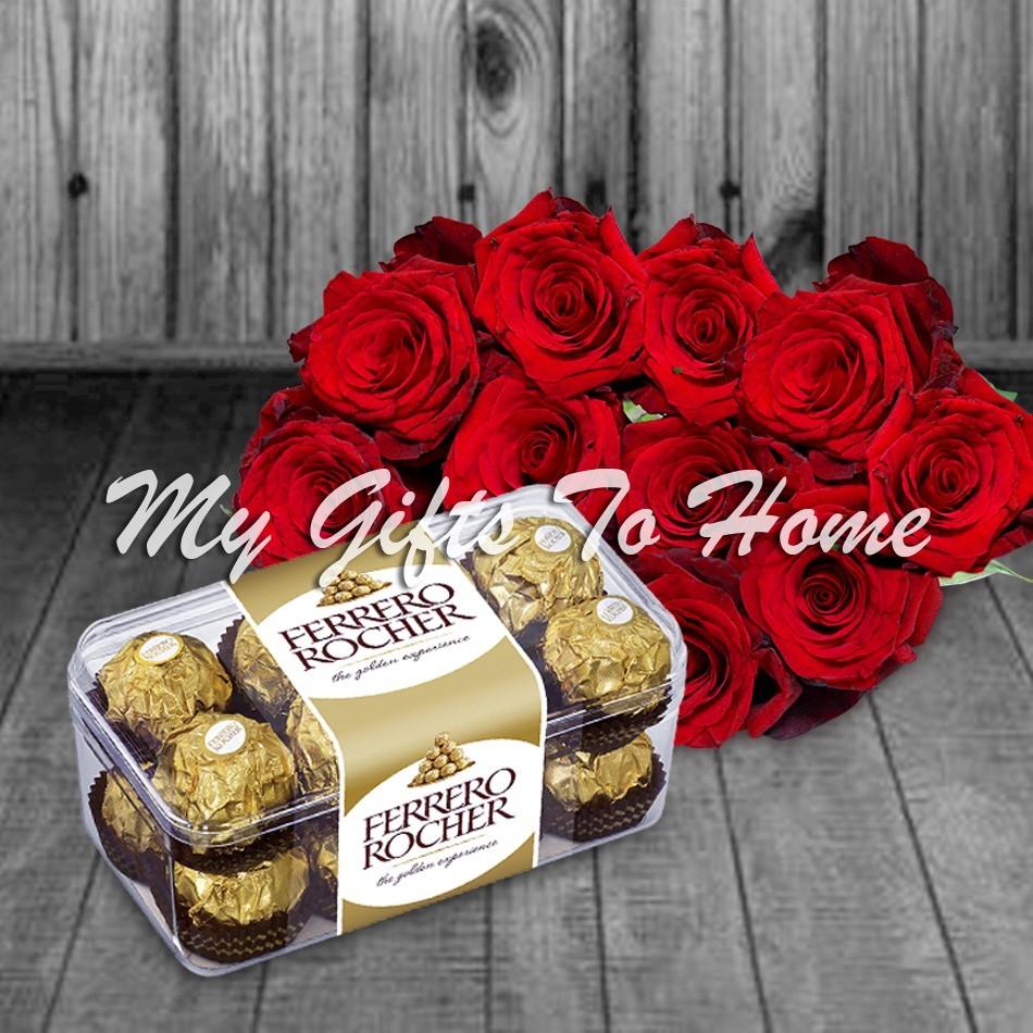 Chocolate Des Roses