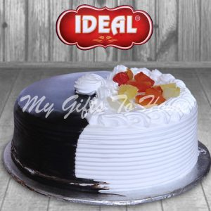 Chocolate Fudge Black Forest Cake From Ideal Bakery