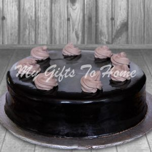 Chocolate Fudge Cake From Famous Bakery