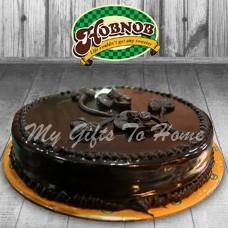 Chocolate Fudge Cake From Hobnob