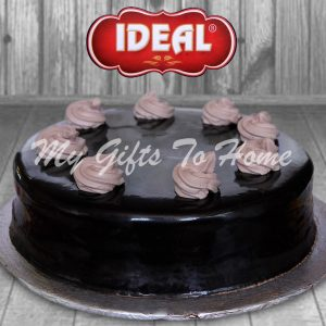 Chocolate Fudge Cake From Ideal Bakery