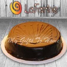 Chocolate Fudge Cake From La farine