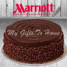 Chocolate Fudge Cake From Marriott