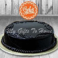Chocolate Fudge Cake From Sachas