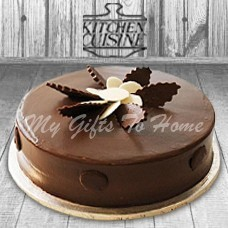 Chocolate Fudge Delight Cake From Kitchen Cuisine