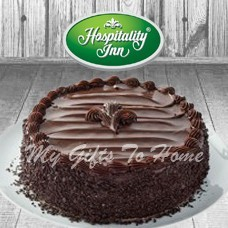 Chocolate Fudge From Hospitality Inn