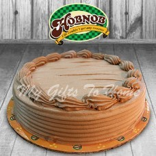 Chocolate Malt Cake From Hobnob