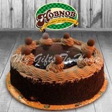 Chocolate Maltiser Cake From Hobnob