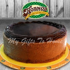 Chocolate Mouse Cake From Hobnob