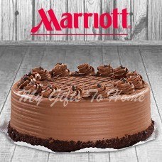 Chocolate Mousse Cake From Marriott