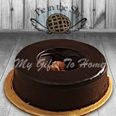 Chocolate Truffle Ring Cake from Pie in the Sky