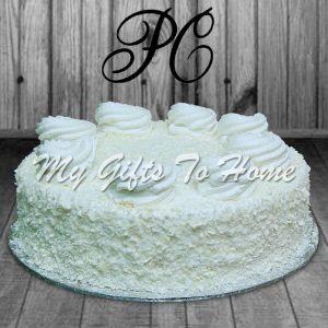 Chocolate White Swiss Cake From PC Hotel
